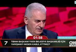 Binali Yıldırım CNN TÜRKte açıkladı: İstifa edeceğim