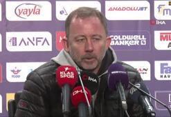 """Sergen Yalçın: """"Ankaragücü taraftarı bugün görevini yerine getirdi"""