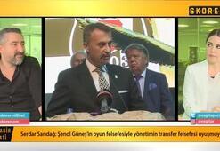 Serdar Serdar: Beşiktaşta transfer olmama ihtimali daha yüksek