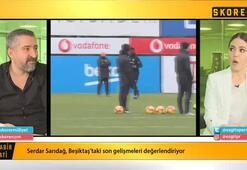 Serdar Sarıdağ: Beşiktaş şampiyonluk yarışında değil