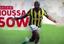 Gazişehir Gaziantep, Moussa Sow transferini resmen açıkladı