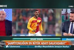 Sinan Engin: Galatasaray şampiyonluğun yüzde 60 favorisi