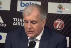 Zeljko Obradovic: İyi bir takımı yendik