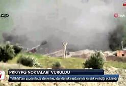 MSB açıkladı Tel Rıfatta teröristler vuruldu