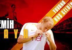 Semih Kaya yeniden Galatasarayda