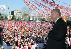 Son dakika: Cumhurbaşkanı Erdoğandan Sakaryada önemli açıklamalar