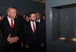 Cumhurbaşkanı Erdoğan Troya Müzesi açılışında konuştu