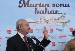 Kılıçdaroğlu, şehit ve gazi aileleriyle buluştu