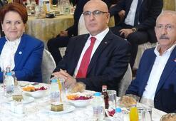 Kılıçdaroğlu ve Akşenerden ortak mitingden sonra önemli görüşme
