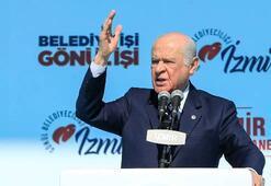 MHP lideri Bahçeli: Ey Haçlılar biz buradayız, gelin de görelim