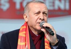Cumhurbaşkanı Erdoğandan Kılıçdaroğluna: Senin vatanseverlik diye bir şeyin yok