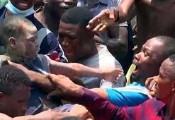Son dakika: Nijeryada okul çöktü Onlarca kişi enkaz altında...
