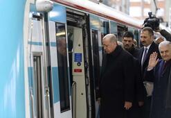Altı yıllık hasret bitti tren yolu yeniden açıldı