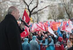 Son dakika: Cumhurbaşkanı Erdoğandan Büyükçekmeceye metrobüs müjdesi