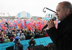 Cumhurbaşkanı Erdoğandan flaş açıklama: Üçüncü perde geliyor