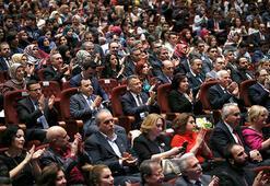 Cumhurbaşkanlığı Külliyesinde Ahmet Özhan konseri
