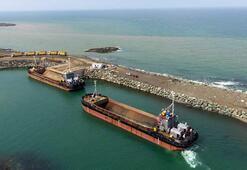 Trabzondan gemilerle Gürcistana taşınacak