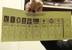 Son dakika... 31 Martta kullanılacak oy pusulası belli oldu
