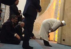 Cumhurbaşkanı Erdoğan İskenderun'da Kuran-ı Kerim okudu