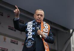 Cumhurbaşkanı Erdoğandan bu görüntülere çok sert tepki