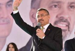 Fuat Oktay: CHP gibi arkasını dönüp gidenlerden değiliz