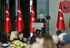 Emine Erdoğandan koruyucu aile çağrısı