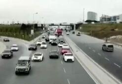 İstanbul'da ultra lüks otomobilli düğün konvoyu terörü