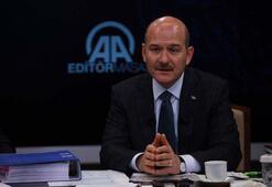 Bakan Soylu ilk kez söylüyorum dedi ve duyurdu: Türkiye ve İran...