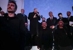 Cumhurbaşkanı Erdoğan: Bodruma eser, hizmet, gönül belediyeciliği yakışır