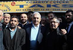 Binali Yıldırımdan İstanbulda sürpriz ziyaretler
