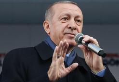 Son dakika: Cumhurbaşkanı Erdoğan: Bunun adı vurgundur, soygundur