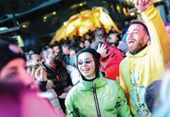 Uludağdaki müzik festivaline ünlü akını