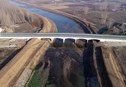 Kanal Edirne bu yıl hizmete alınacak
