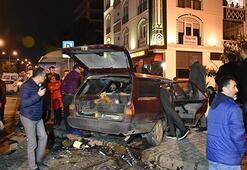 Samsunda zincirleme trafik kazası: Ağır yaralılar var