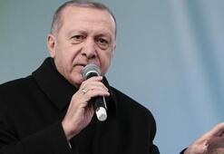 Cumhurbaşkanı Erdoğan: Utanç verici sahnelere şahit oluyoruz