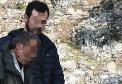 Antalya'da hareketli saatler Ormanda yakalandılar