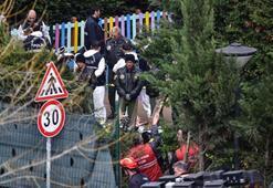 Kaza Kırım Ekibi helikopter enkazında incelemelere başladı