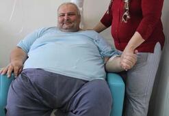 İnanılmaz değişim 152 kilo verdi, yaptığı ilk iş bu oldu
