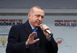 Cumhurbaşkanı Erdoğan: Artık sabrımız taştı