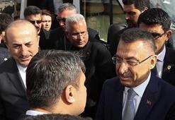 Cumhurbaşkanı Yardımcısı Fuat Oktaydan önemli açıklamalar