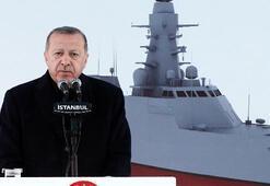Son dakika... Türkiyenin ilk istihbarat gemisi denize indi