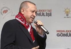 Son Dakika... Cumhurbaşkanı Erdoğan Sivasta konuştu: En ucuz fiyata...