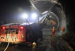 Yeni Zigana Tünelinin yarısı tamamlandı
