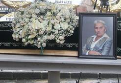 Nazire Dedeman için cenaze töreni düzenlendi