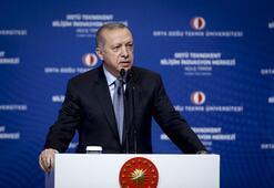 Son dakika... Cumhurbaşkanı Erdoğandan ODTÜde flaş mesajlar