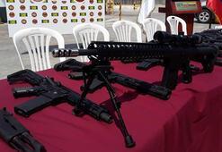 Venezuelada ABD silahları ele geçirildi