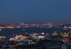 İstanbulda bu akşam Gören fotoğrafını çekti
