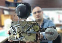 550 yıllık saatleri tamir edip ilk günkü ihtişamına kavuşturuyor