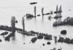 O ilimizde son durum Metrekareye 46 kilogram yağış düştü