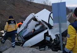 Korkunç kaza Oracıkta can verdiler...